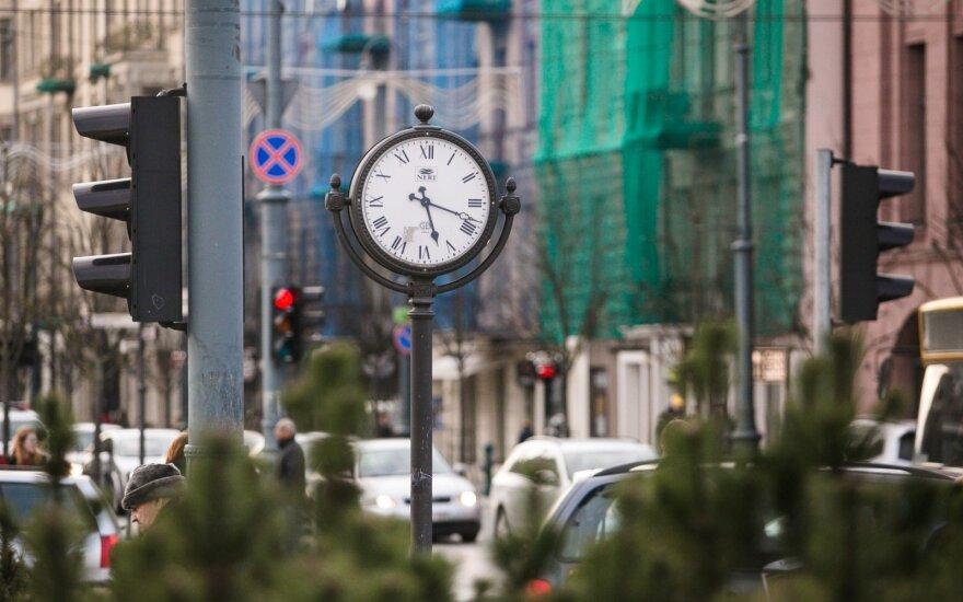 Lietuvoje rengiama apklausa: kokiu laiku norėtume gyventi