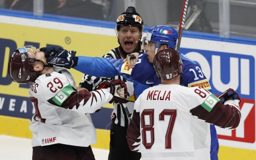Latvija - Italija