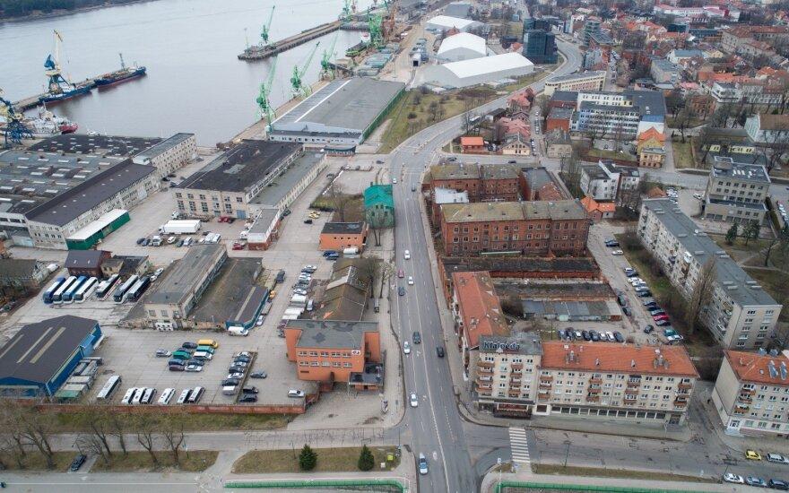 Klaipėdos uosto pelnas šiemet augo beveik dešimtadaliu