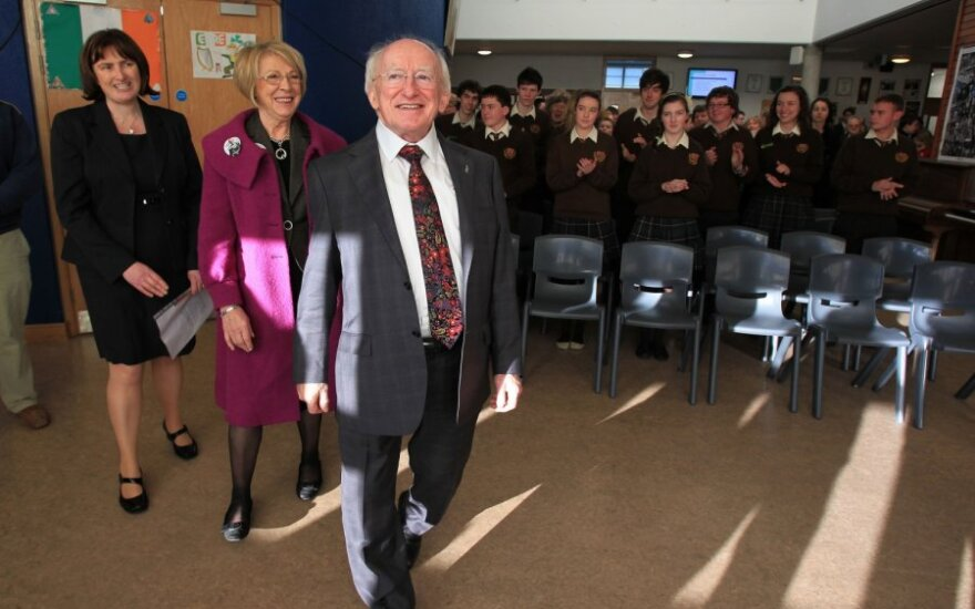 Michael D.Higgins