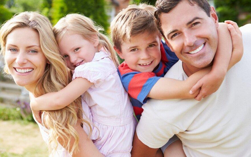 Šeimų programėlė