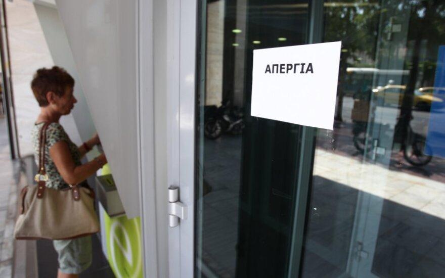 Graikija, krizė
