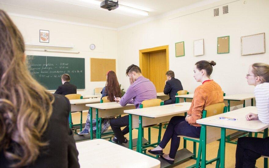 Abiturientų pasirinkimas: universitetuose – socialiniai mokslai, kolegijose – vadyba