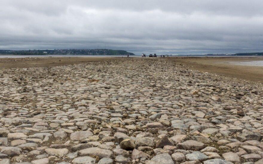 Dėl pagrindinės Rusijos vandens arterijos skambina pavojaus varpais: gresia sudėtingi scenarijai