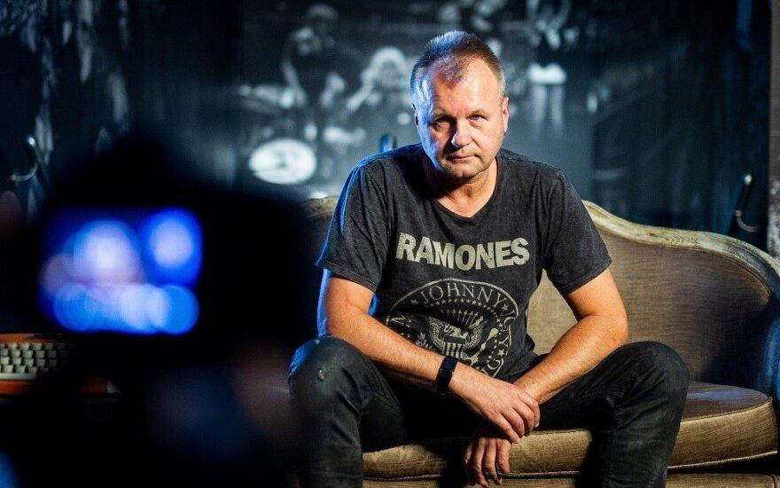 """Saulius Urbonavičius-Samas /Foto: """"Žmonės"""""""