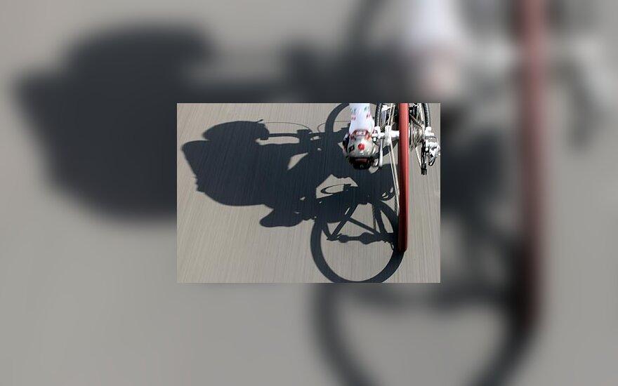 Dviratis, dviratininkas