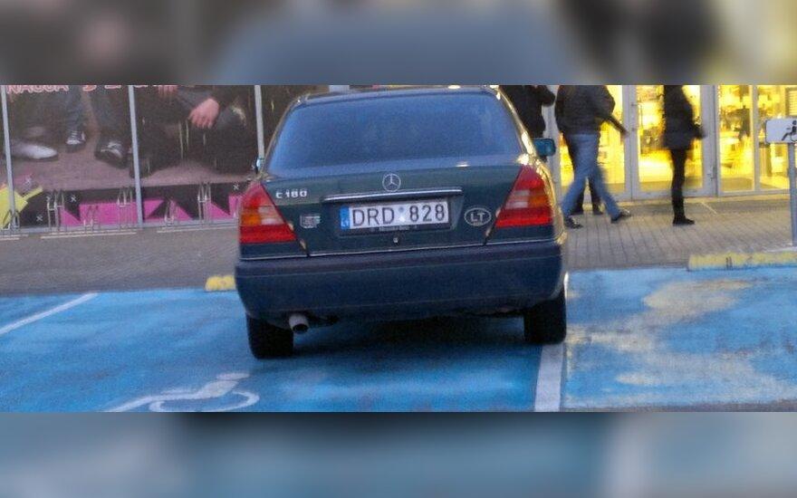 Klaipėdoje, Taikos pr. 2012-02-26