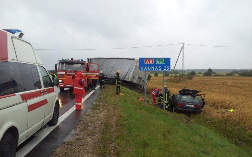 """Via Baltica"" stiprinama eismo kontrolė"