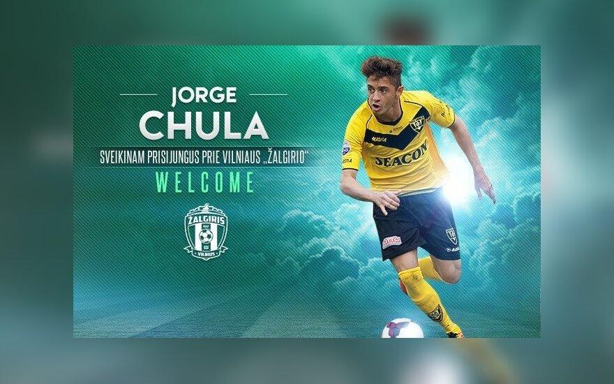 Jorge Chula