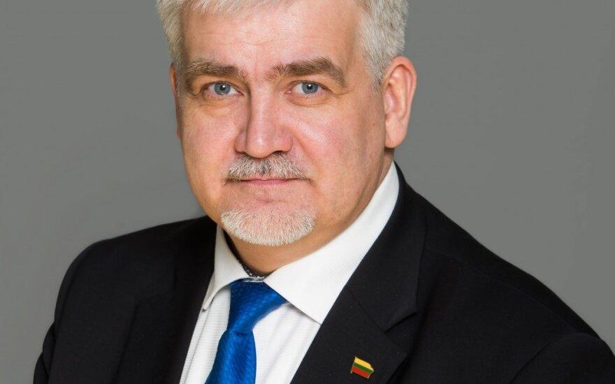 Seimo narys Darius Kaminskas