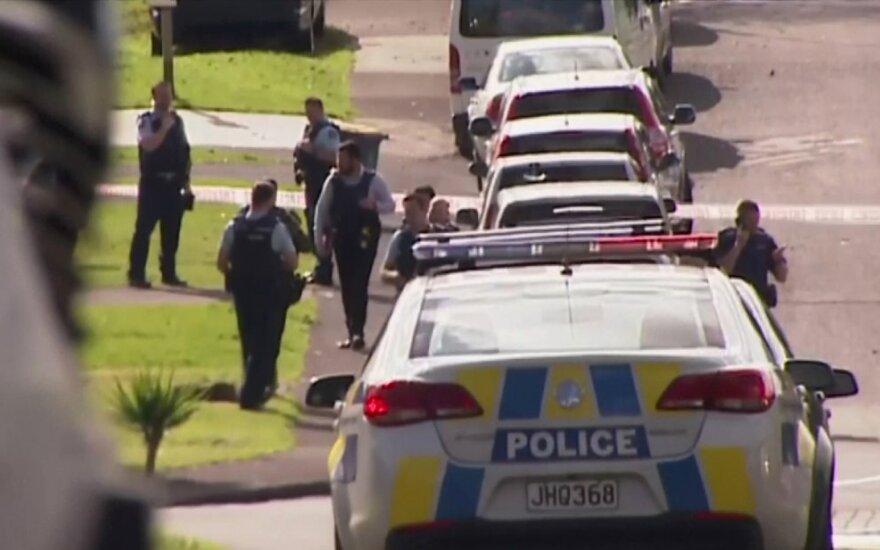 Naujosios Zelandijos policija