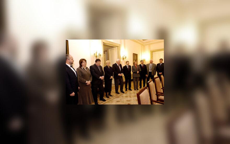 Ministrų Kabineto nariai