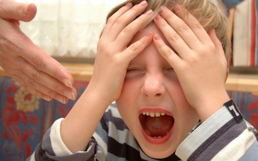 Kasdienė kančia – kaimynų vaikai nuolat žviegia ir baladojasi