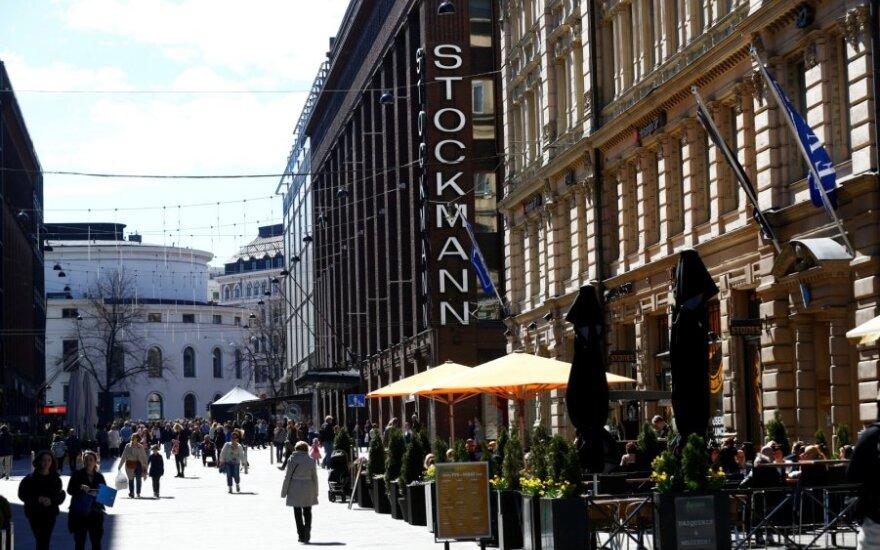 Koronavirusas Suomijoje