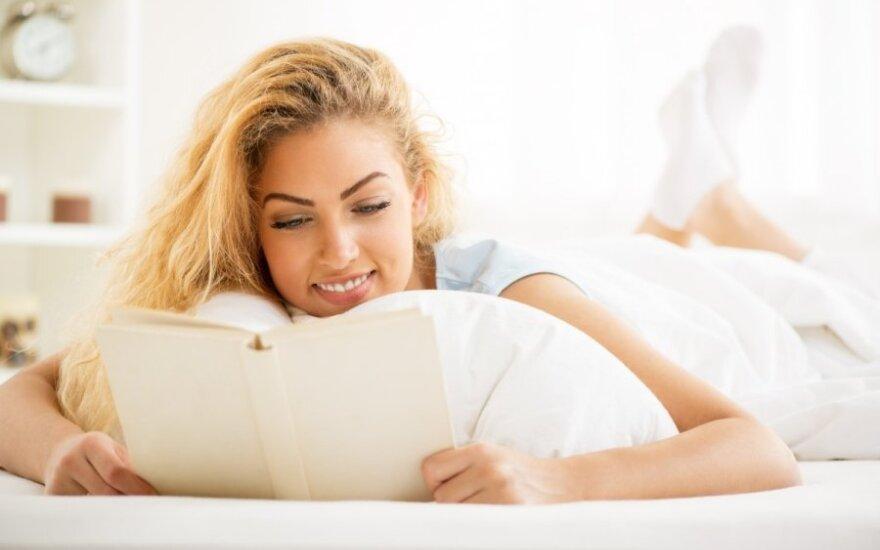 Ką skaito ir savinasi iš laukiamųjų?