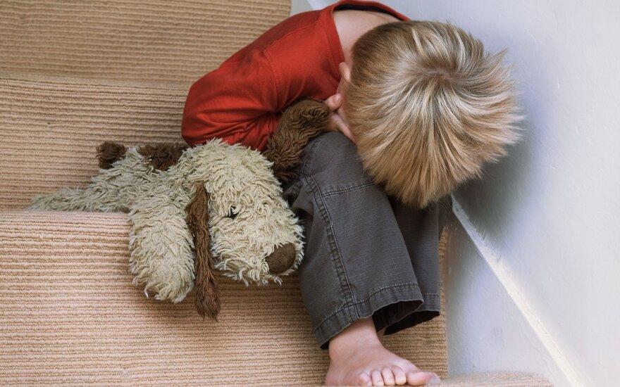 Kaip tinkamai sudrausminti vaiką?