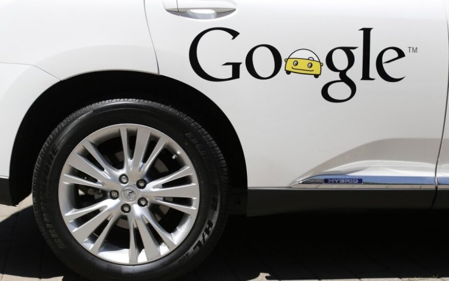 Google automobilis