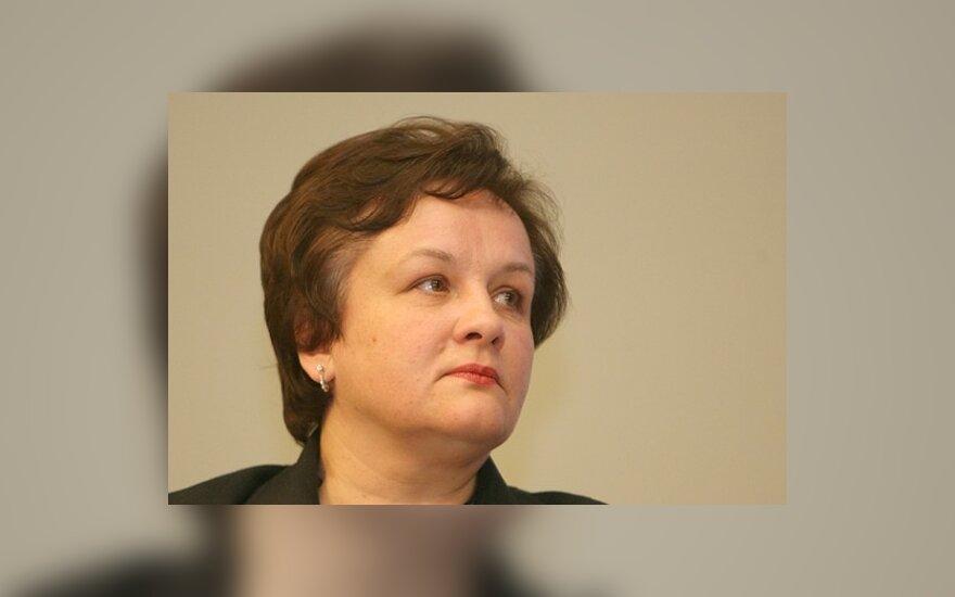 L.Andrikienė paskirta pagrindine pranešėja žmogaus teisių tema