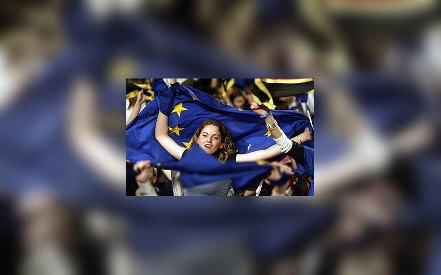 ES gyvenantys užsienio šalių piliečiai sudaro 6 proc. visų Bendrijos gyventojų