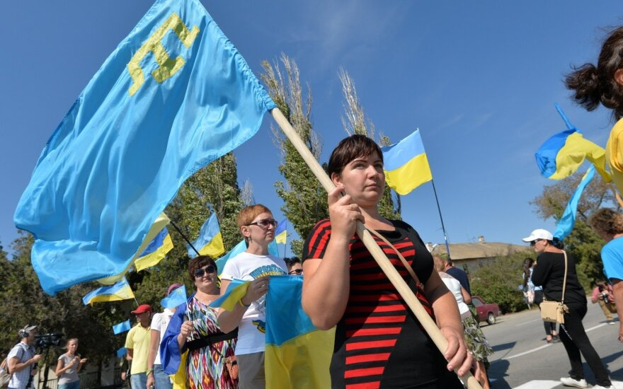 Seimas pripažino Sovietų sąjungos vykdytą Krymo totorių tautos naikinimą genocidu