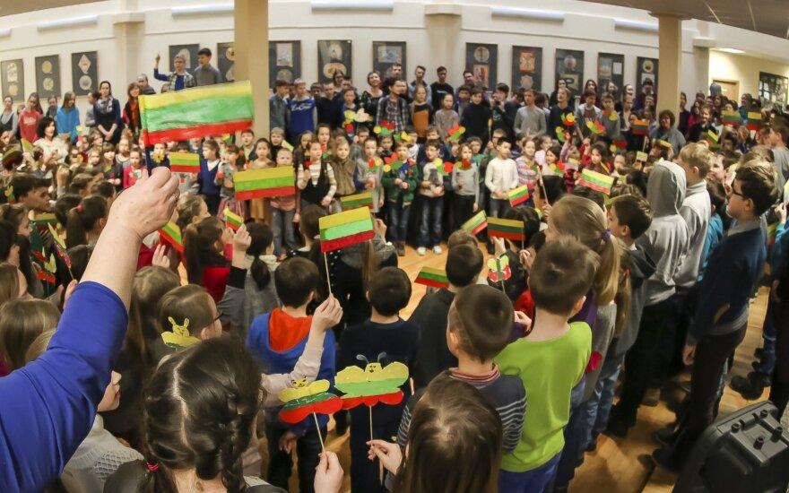 Prie Gabijos gimnazijos Vilniuje atsiras priestatas 1 tūkst. moksleivių