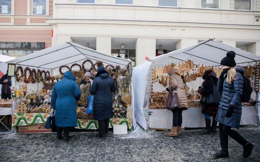 Brangstanti Kaziuko mugė papiktino amatininkus: teks didinti kainas arba nedalyvauti