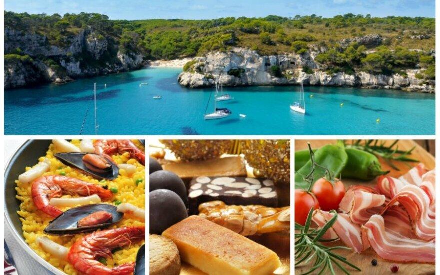 Gurmaniškos kelionės: ką paragauti Ispanijoje