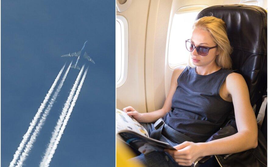 Skrydis lėktuvu