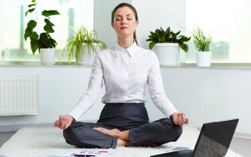 Į Lietuvą atsirito <em>mindfulness</em> banga