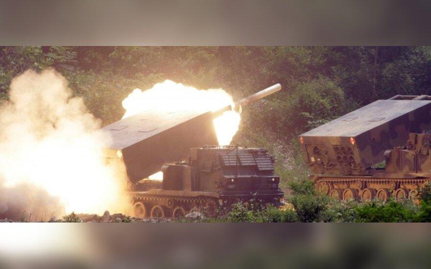 Kinijos žiniasklaida prasitarė apie naują Pekino tarpžemyninę balistinę raketą