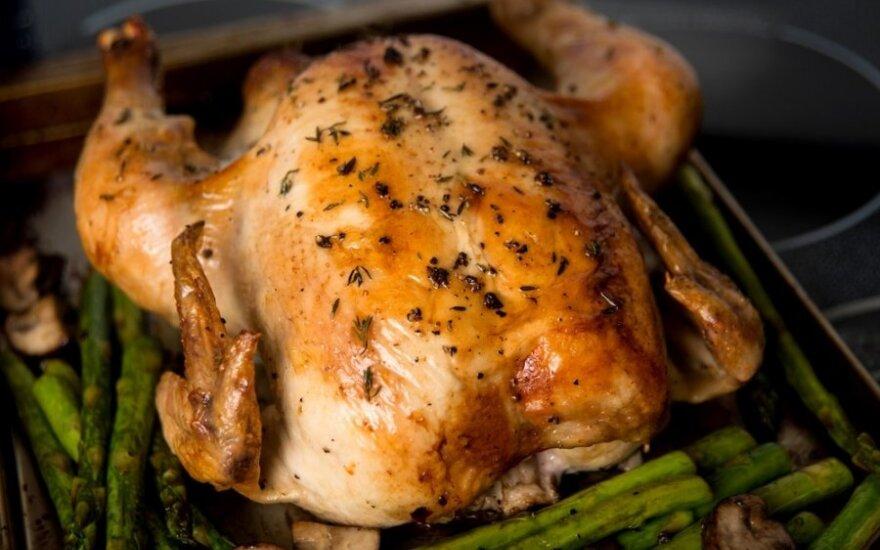 Ar tikrai mėsoje gausu hormonų ir antibiotikų?