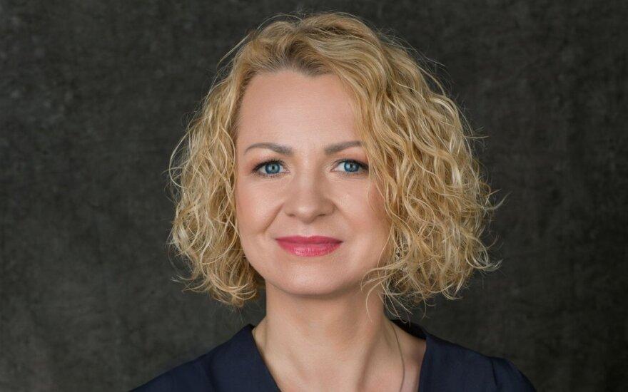 Indrė Plėštytė - Būtienė / Dovilės Čižaitės - Jonikės nuotr.