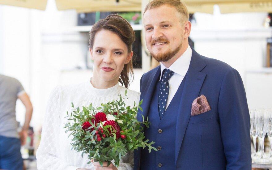 Pauliaus Ambrazevičiaus ir Kristinos Žalnieriūnaitės vestuvės