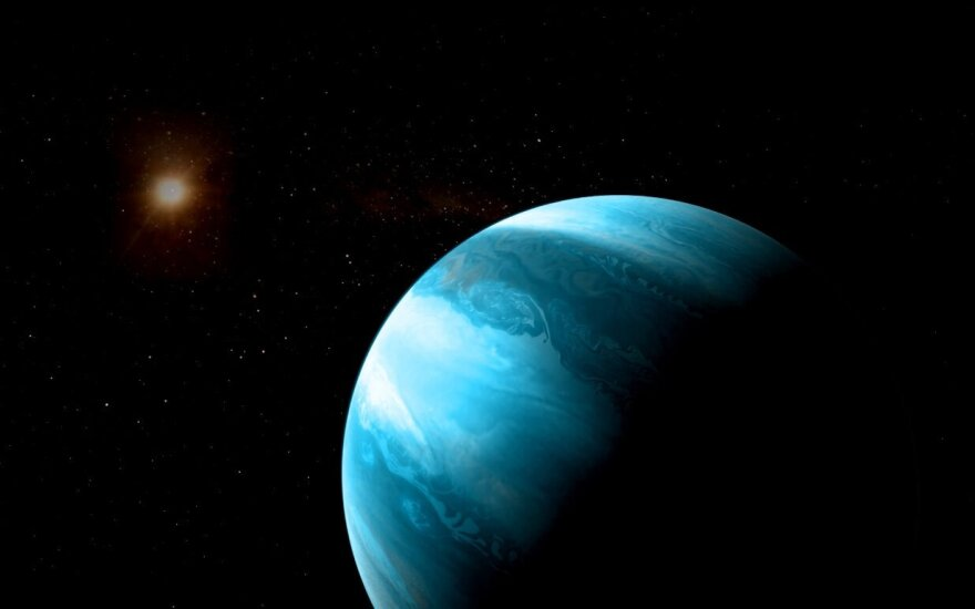 Atrasta planeta