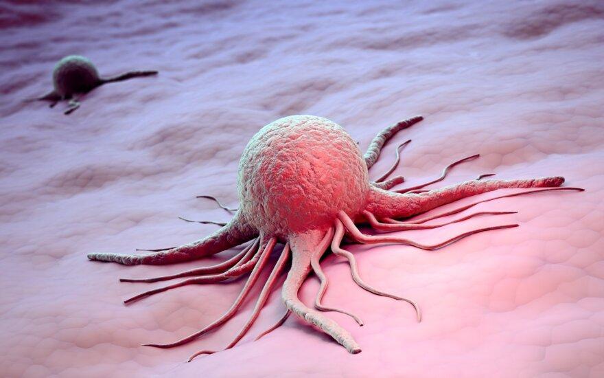 Vėžys.