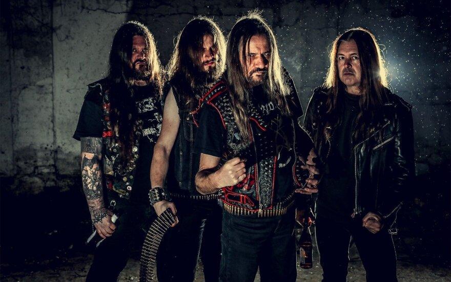 """Tarp pirmųjų """"Devilstone"""" 2019 grupių – kultiniai vokiečiai """"Sodom"""""""