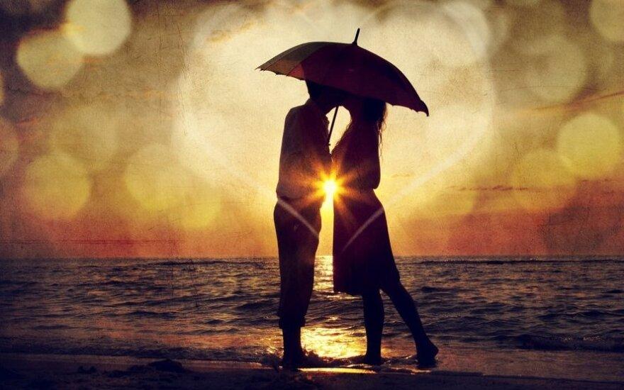 5 mitai apie meilę