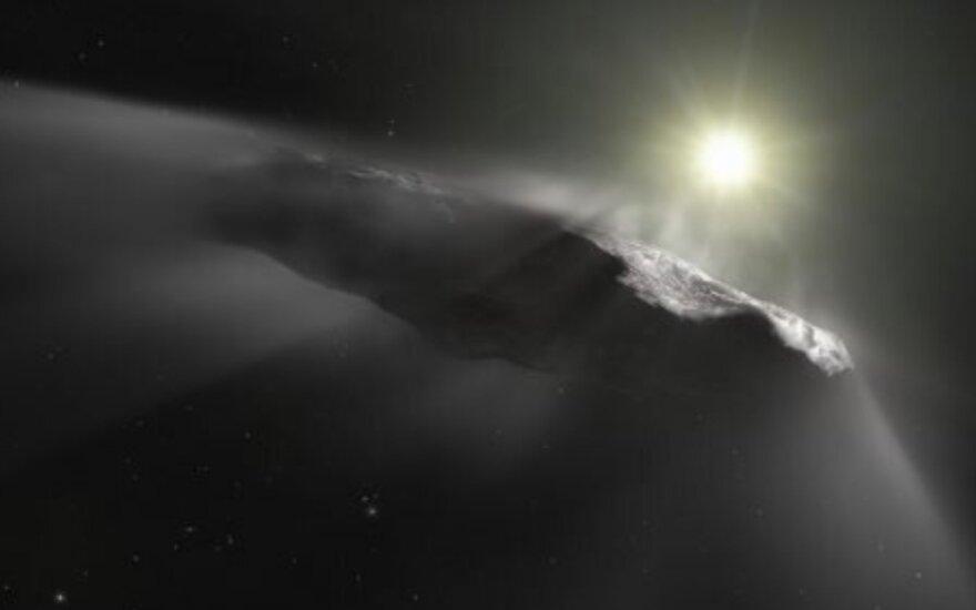 Štai kodėl devintosios planetos visai gali ir nebūti: kalti svečiai iš kosmoso
