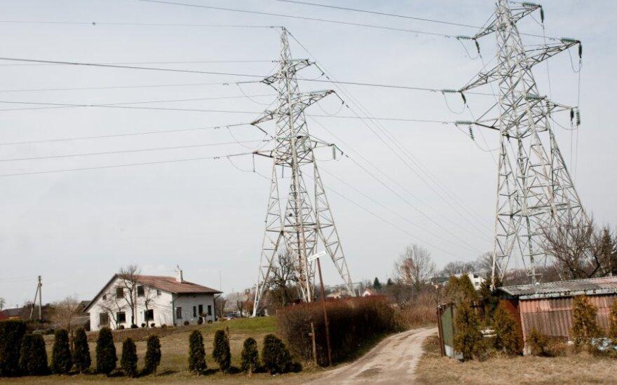 Dėl rusų akibrokšto teko įjungti elektrines