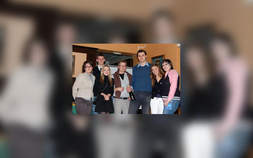 Jungtinės Karalystės lietuvių jaunimo sąjungos valdyba