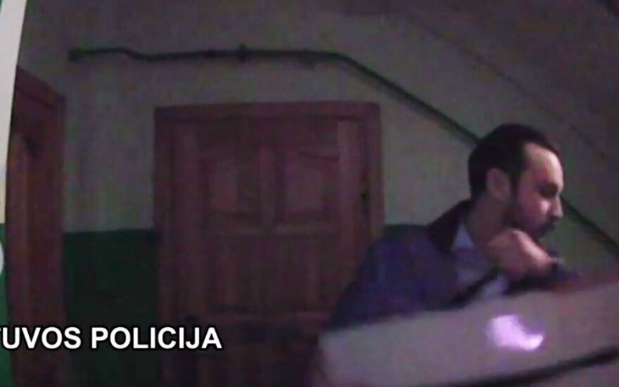 Policija įspėja saugotis Klaipėdoje senjorą apgavusių sukčių