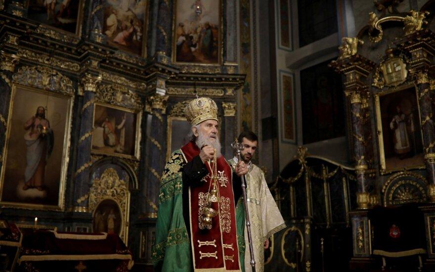 Serbijos Ortodoksų Bažnyčios patriarchas Irenėjus