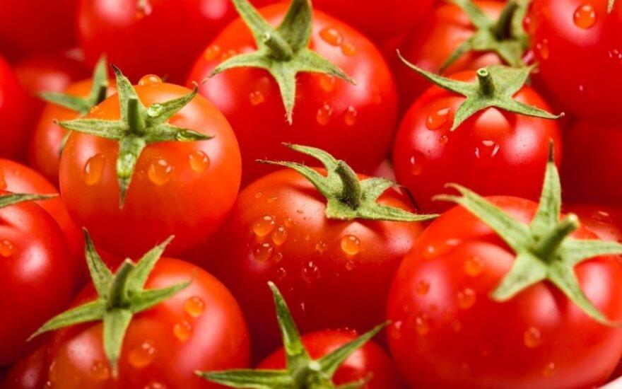 Mažiausiai dvi rimtos priežastys valgyti daugiau pomidorų