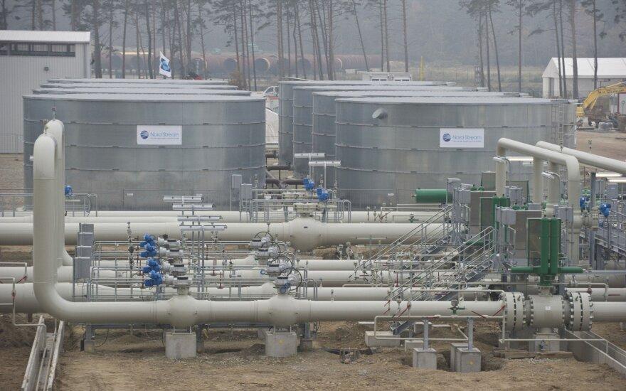 """Petro Porošenka: """"Nord Stream 2"""" projektas – Kremliaus """"Trojos arklys"""" Europai"""