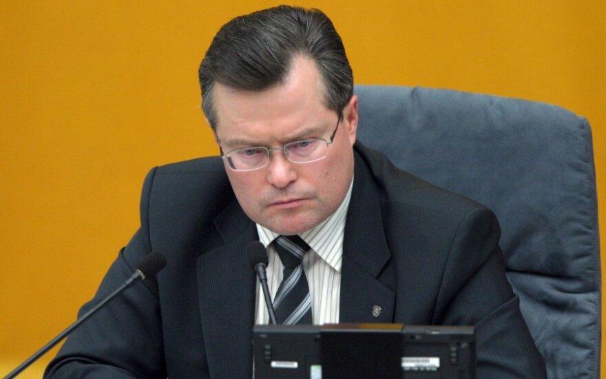 VAAT nepriėmė Raimondo Šukio skundo dėl VSD paskleistos informacijos