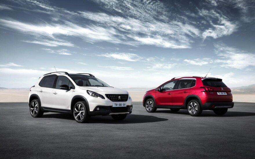 """""""Peugeot"""" variklis """"PureTech"""" vėl pripažintas geriausiu"""