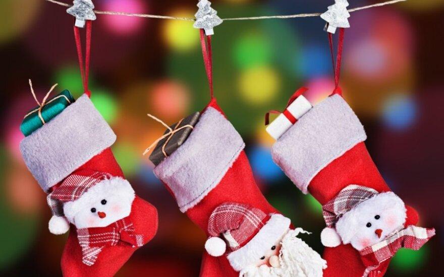 Pigios ir brangios lietuviškos Kalėdos