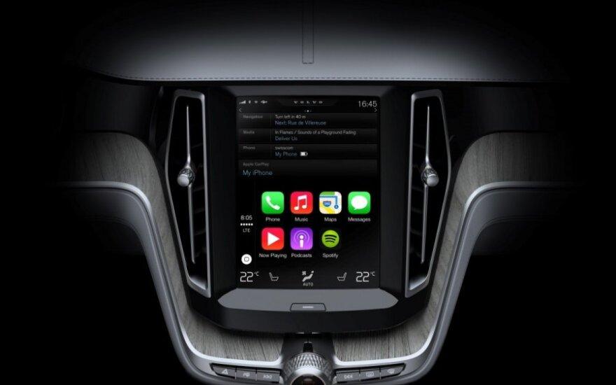Apple CarPlay sistema