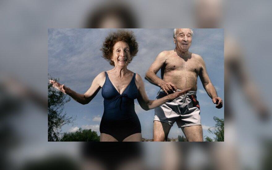 R.J.Dagys: po kelerių metų teks vėlinti pensinį amžių