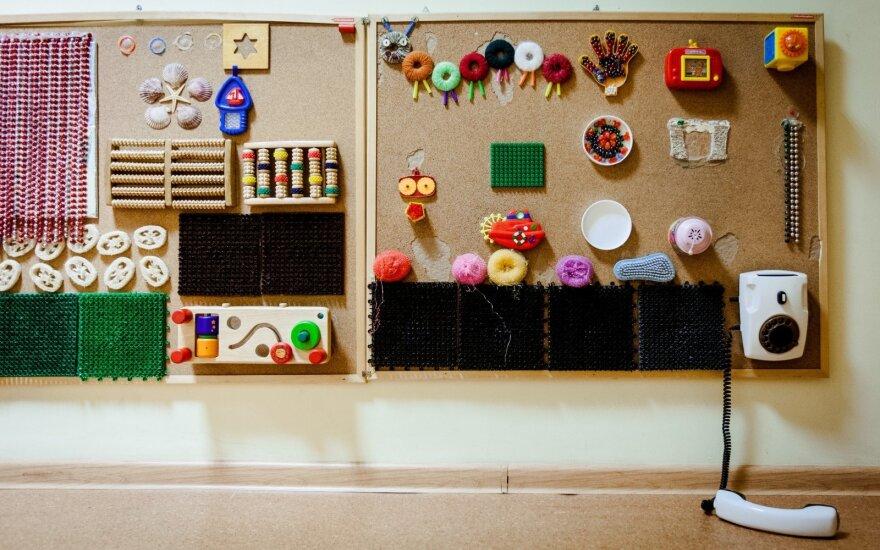 """Vaiko raidos centrą statys """"Veikmės statyba"""""""